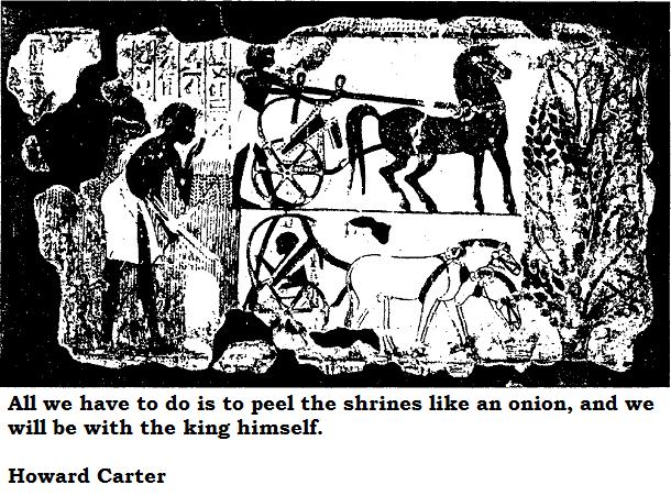 Howard Carter's quote