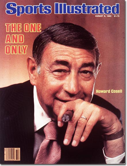Howard Cosell's quote #3