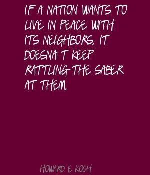 Howard E. Koch's quote #1