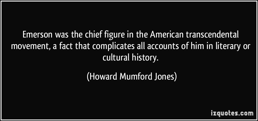 Howard Mumford Jones's quote #1