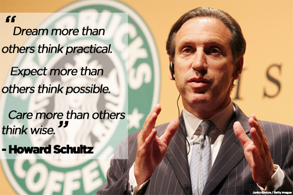 Howard Schultz's quote #4