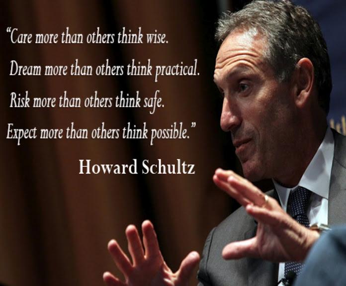 Howard Schultz's quote #5