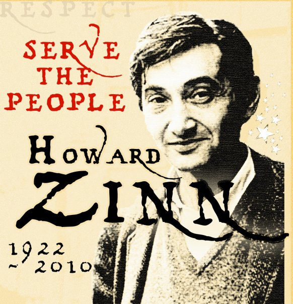 Howard Zinn's quote #1