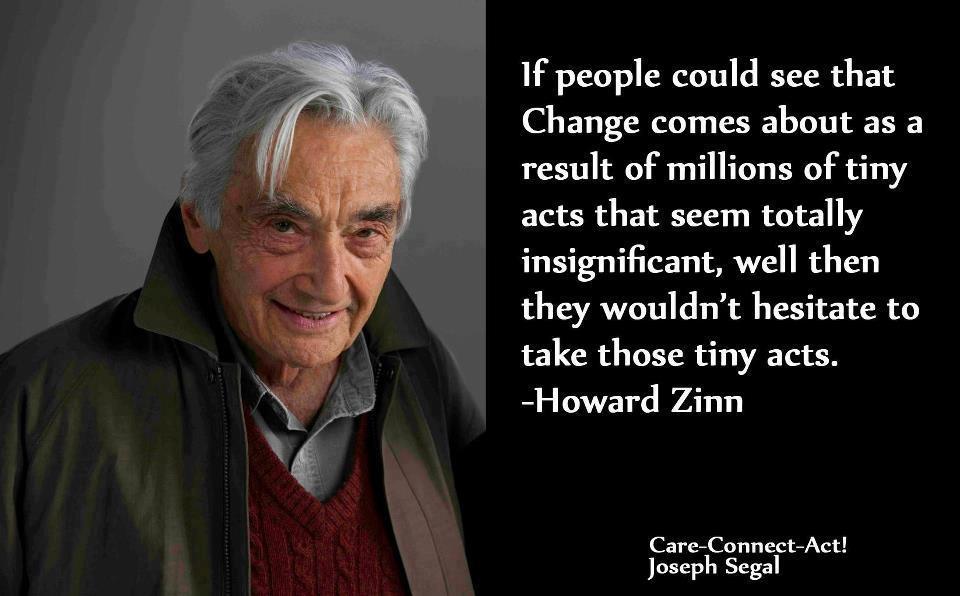 Howard Zinn's quote #3