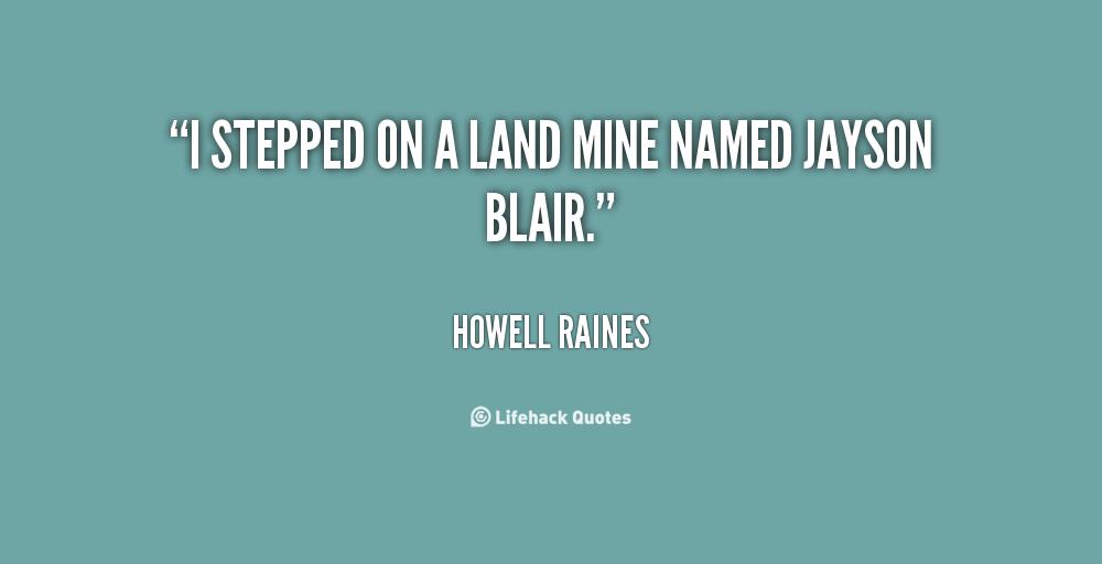 Howell Raines's quote #1