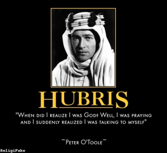 Hubris quote #2