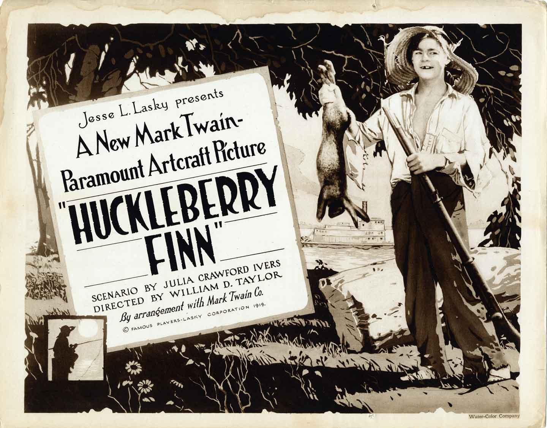 Huckleberry Finn quote #2