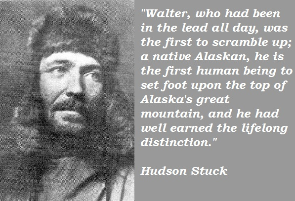 Hudson quote #1