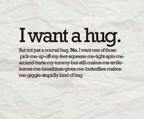 Hug quote #7