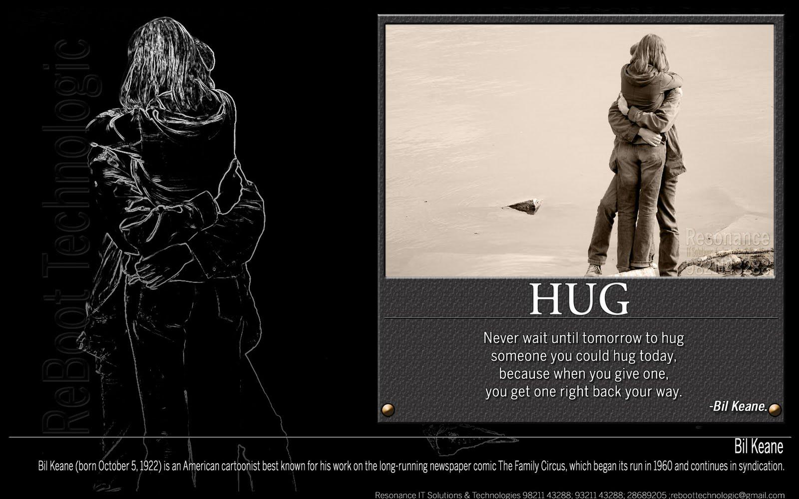 Hug quote #8