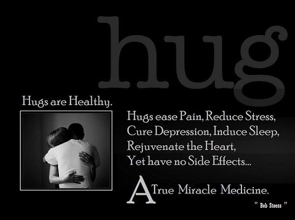 Hug quote #3