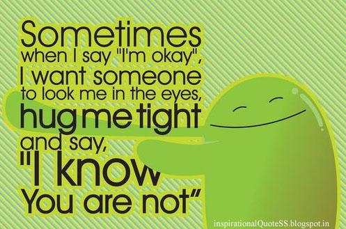 Hug quote #6