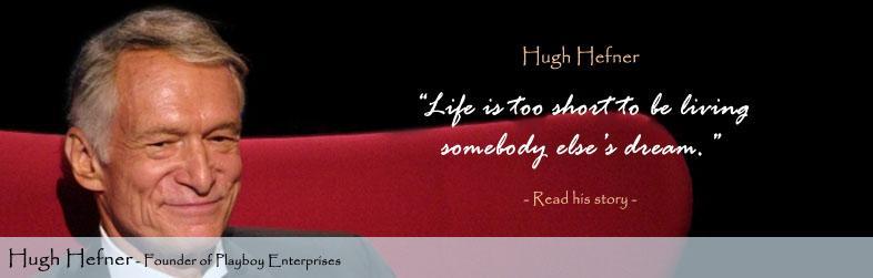 Hugh Hefner's quote #5