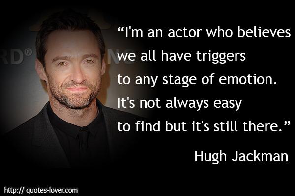 Hugh Jackman's quote #3