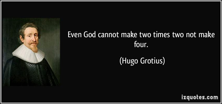 Hugo Grotius's quote #1