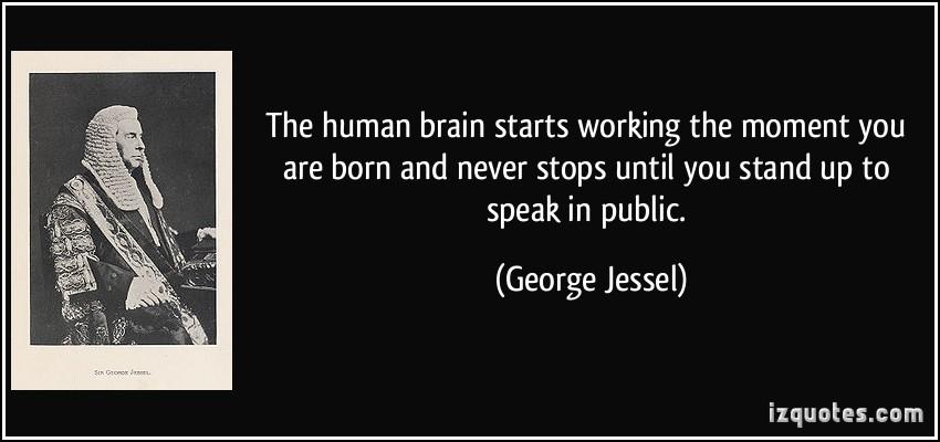 Human Brain quote #2