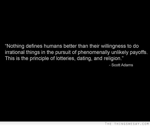 Humans quote #2