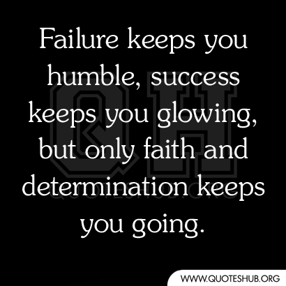 Humble quote #7