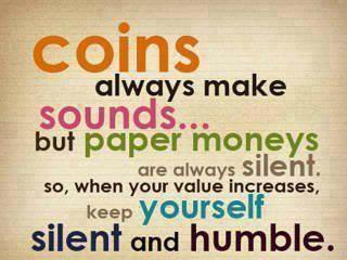 Humble quote #5