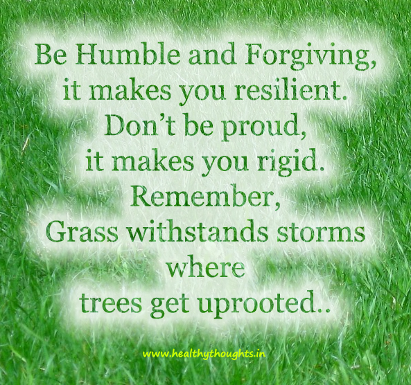 Famous Quotes About 'Humble'