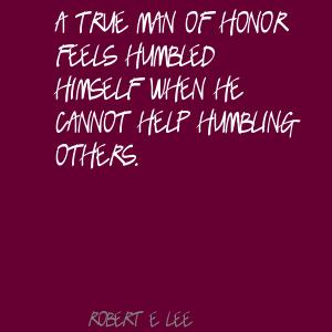 Humbling quote #2