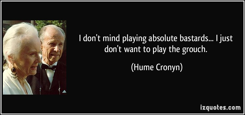 Hume Cronyn's quote #5