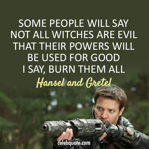 Hunters quote #1