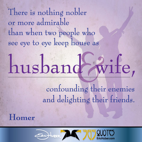 Husband Wife Pics With Quotes: Famous Quotes About 'Husband And Wife'