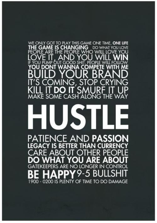 Hustle quote #5