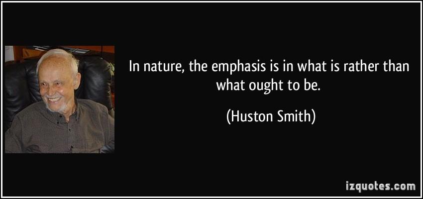 Huston Smith's quote #4