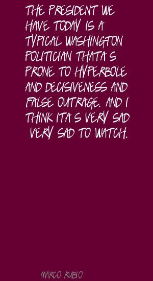 Hyperbole quote #2