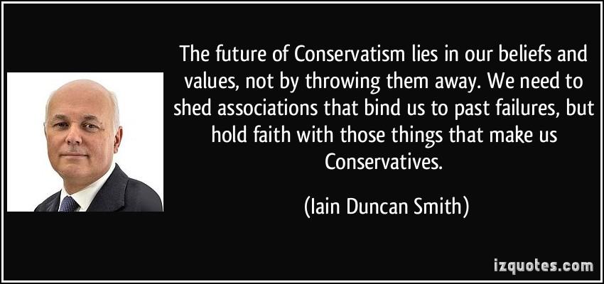 Iain Duncan Smith's quote