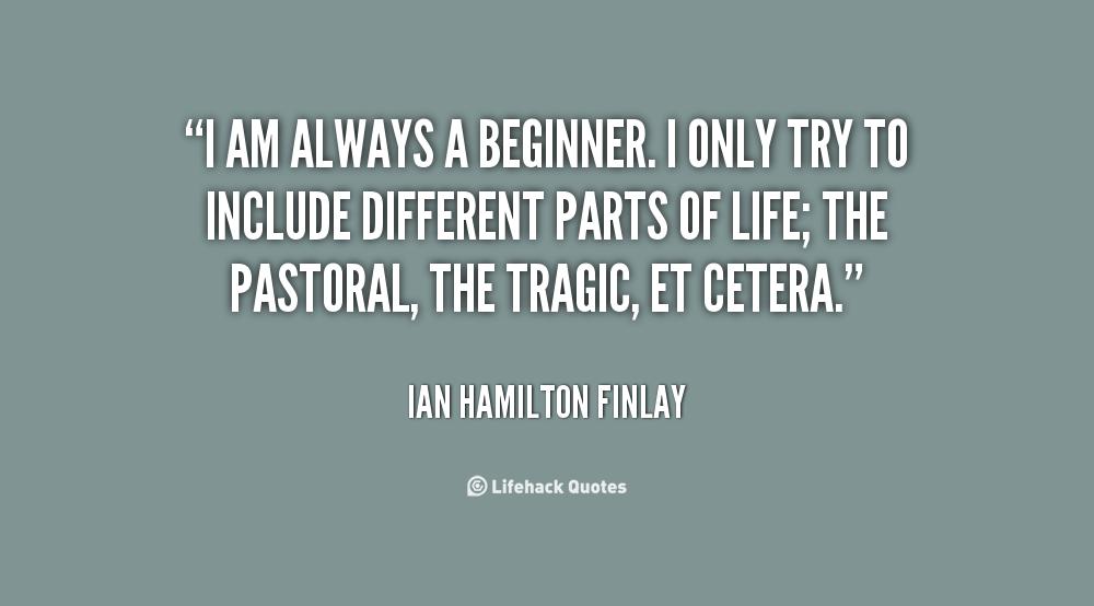 Ian Hamilton Finlay's quote #2