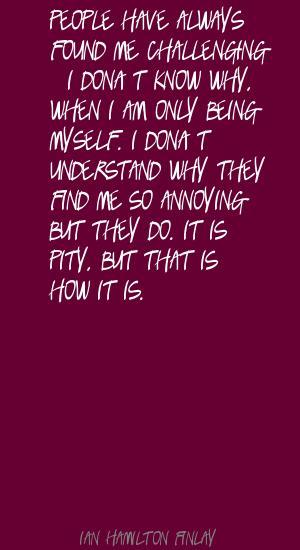 Ian Hamilton Finlay's quote #4