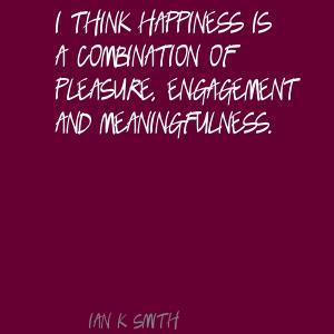 Ian K. Smith's quote #3