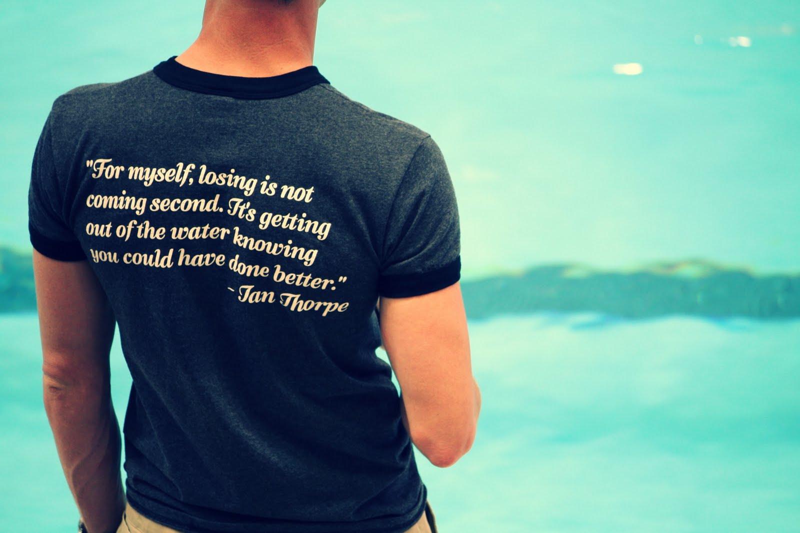 Ian Thorpe's quote #4