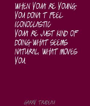 Iconoclastic quote #1