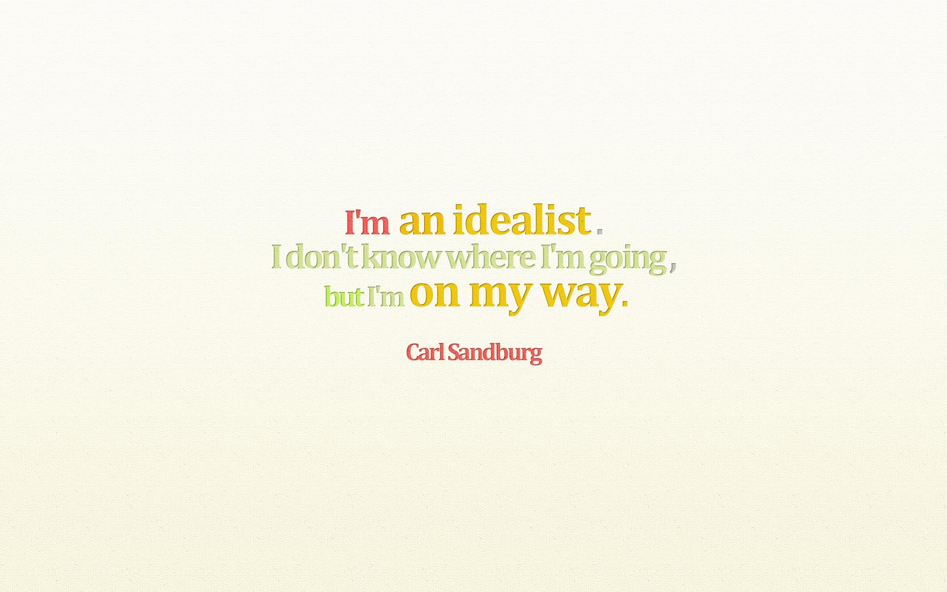 Idealist quote #2