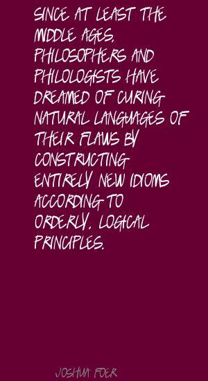 Idioms quote #1