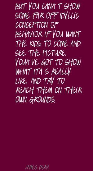 Idyllic quote #1