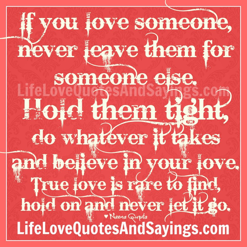 If You Love Someone quote #2