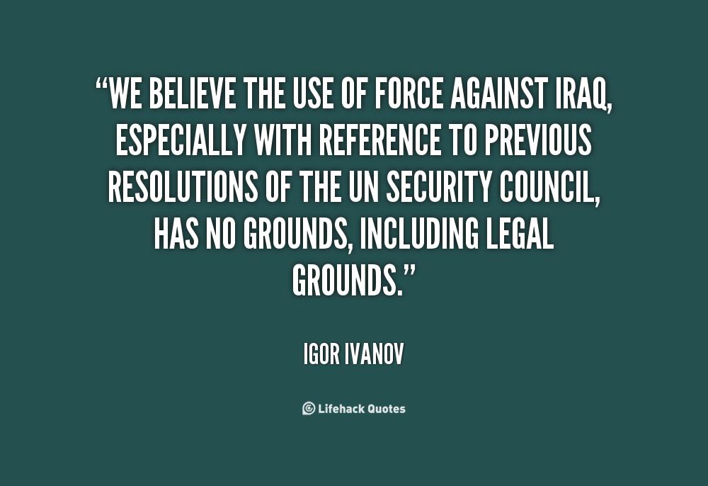 Igor Ivanov's quote #3
