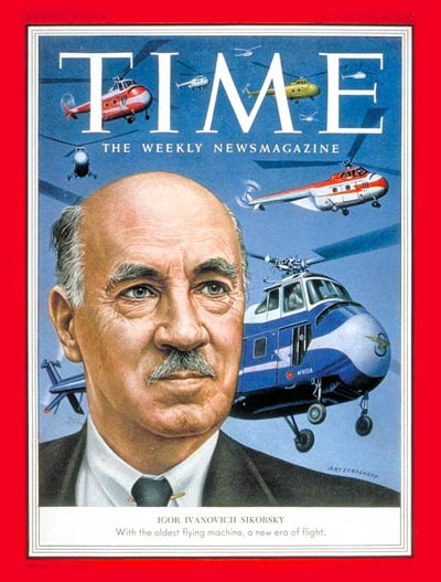 Igor Sikorsky's quote #1
