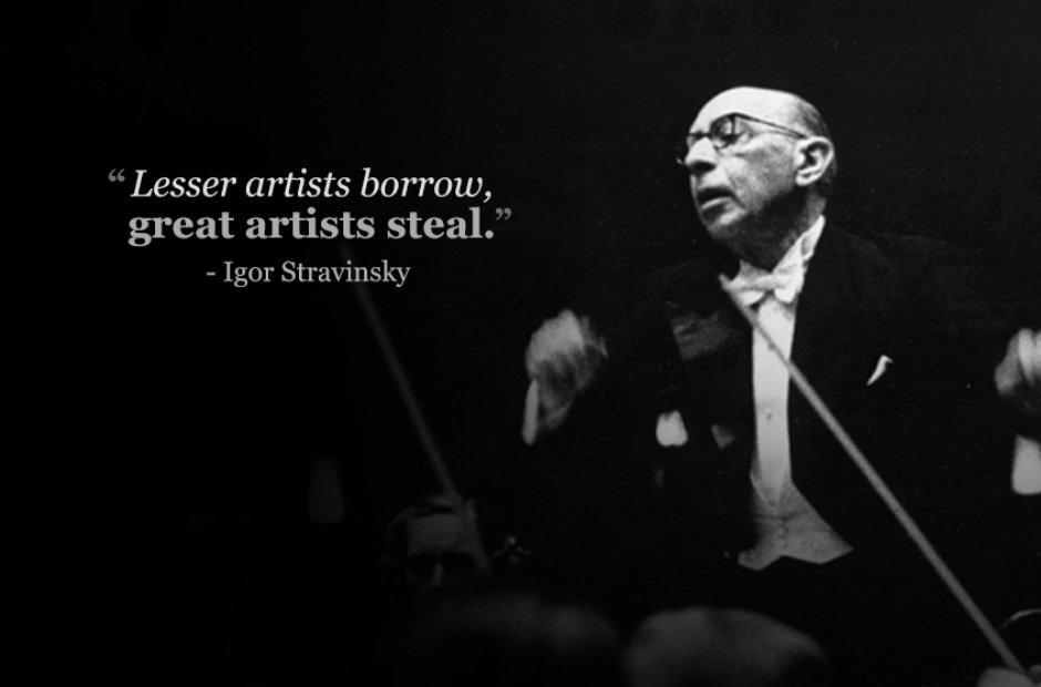 Igor Stravinsky's quote #1