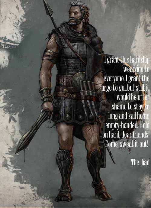 Iliad quote #1