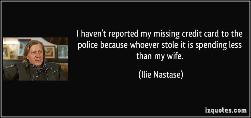 Ilie Nastase's quote #1