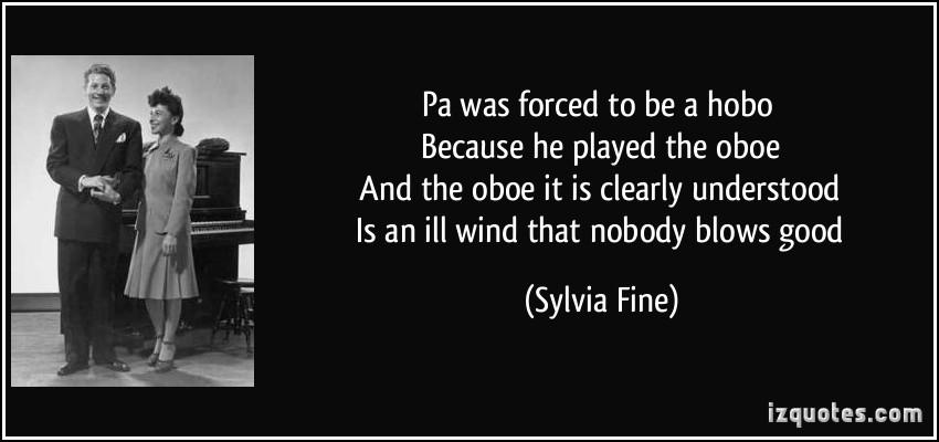 Ill Wind quote #2