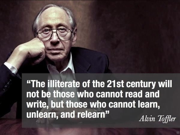 Illiterate quote #4