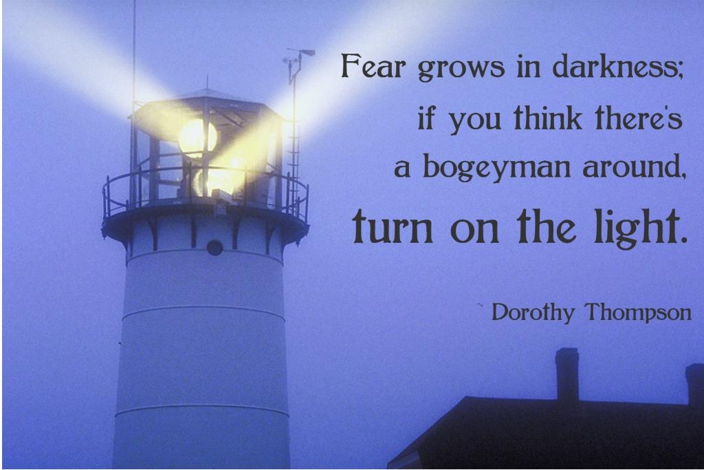 Illuminated quote #2