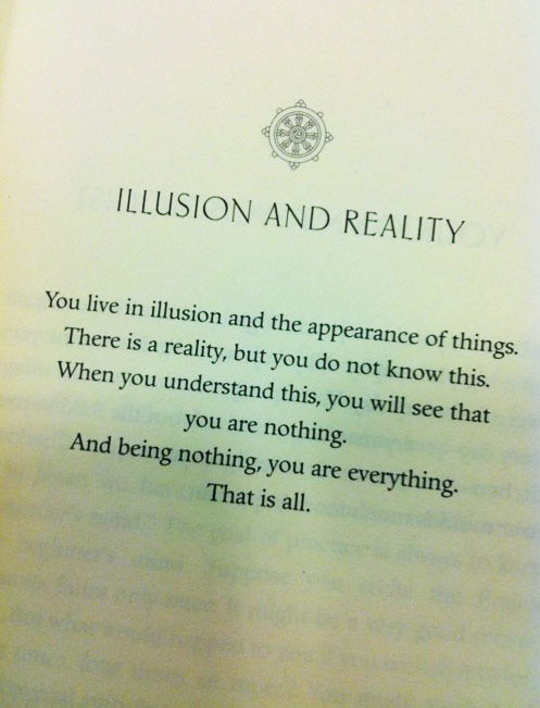 Illusions quote #3